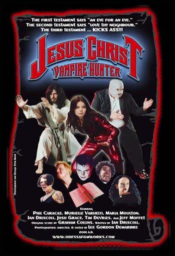 Jesucristo, Cazador de Vampiros (Jesucristo Cazavampiros)